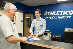 physical therapy you have a choice