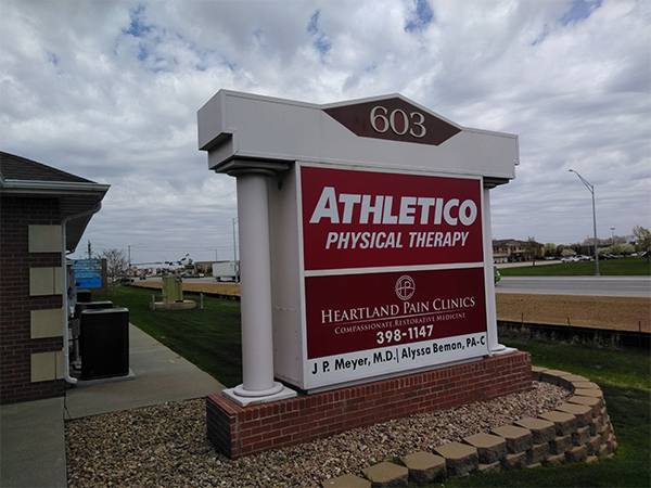 physical therapy grand island, NE