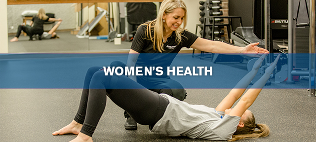 womens health therapy
