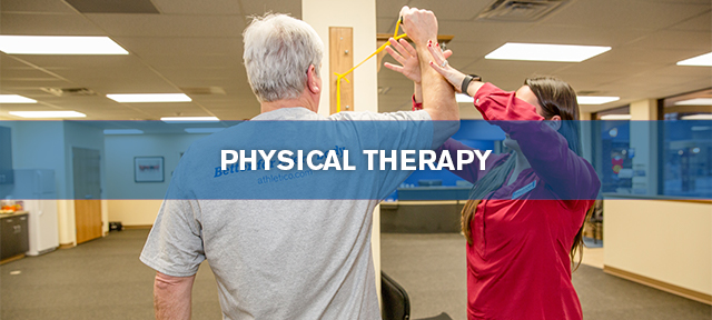 Physical Therapy Athletico