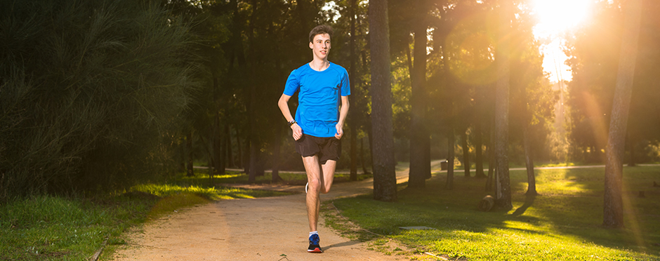 Transition Back to Outdoor Running