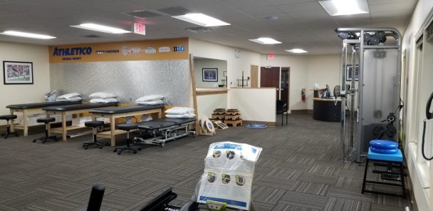 physical therapy dublin OH