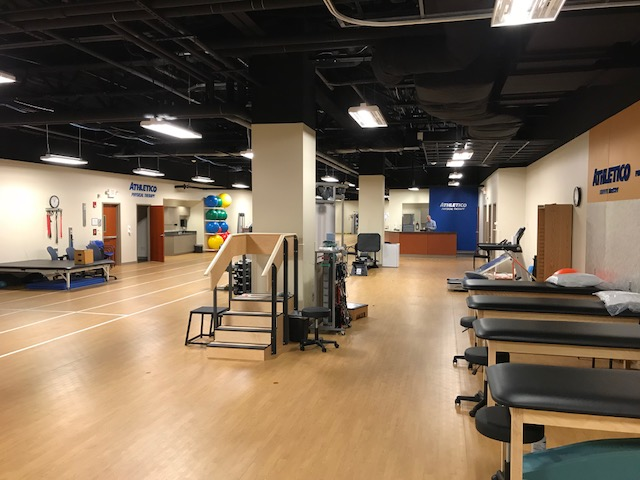 physical therapy fairborn OH wright state