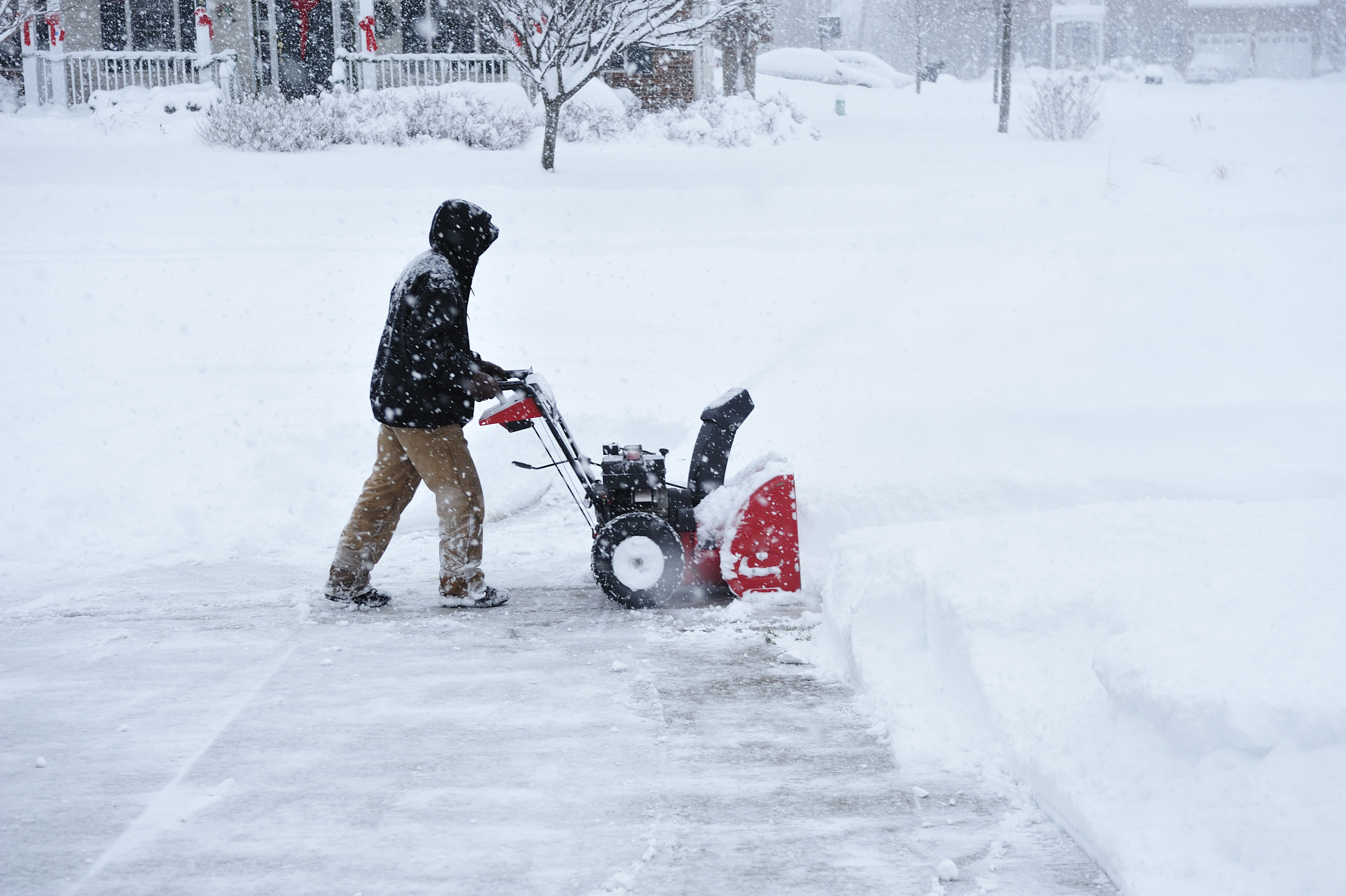 simple, safe & smart: snow removal tips - athletico