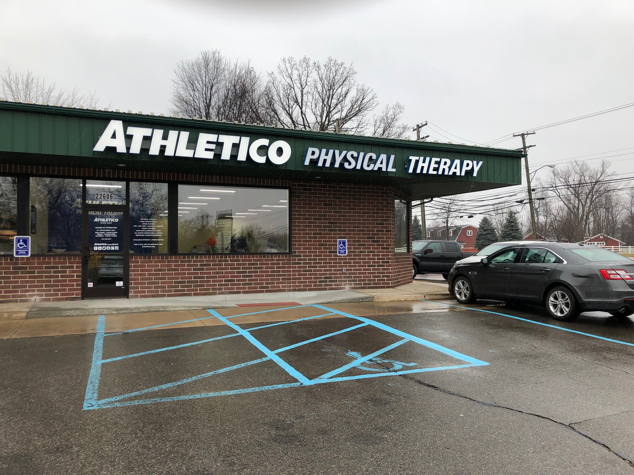 physical therapy taylor