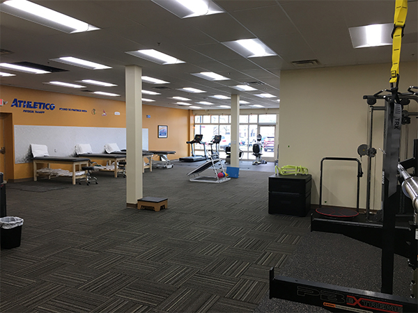 physical therapy castleton indianapolis IN