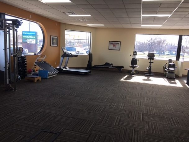 physical therapy taylor MI