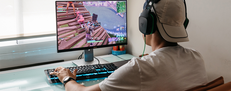 Upper Extremity Injury Prevention for Gamers