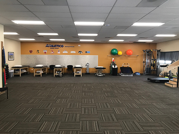physical therapy adel IA