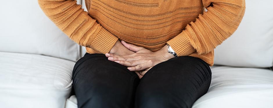 bladder pain