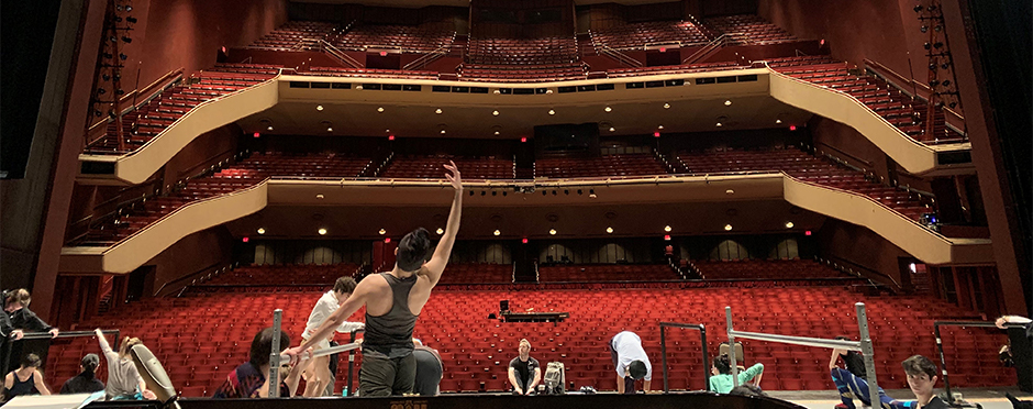 Touring with the Joffrey Ballet: From Chicago to California