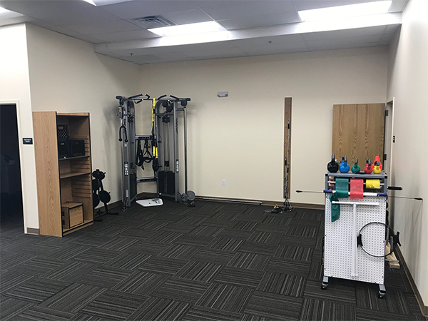 physical therapy raymore MO