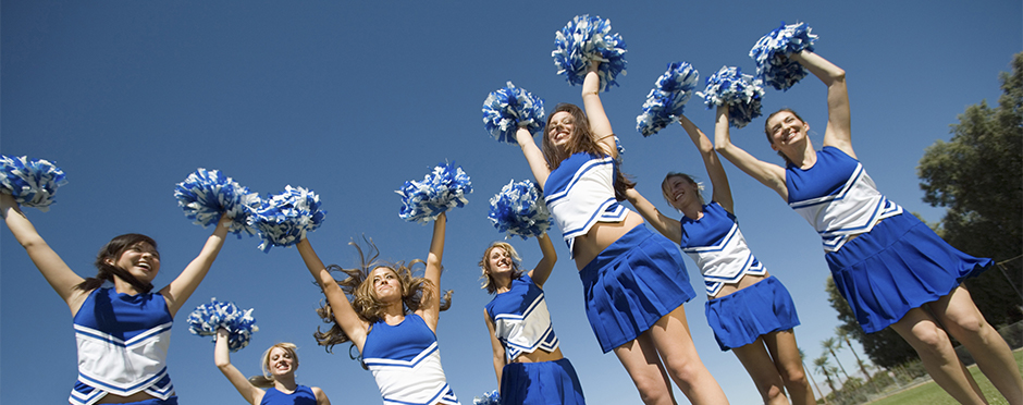Is Back Pain Common in Cheerleading?