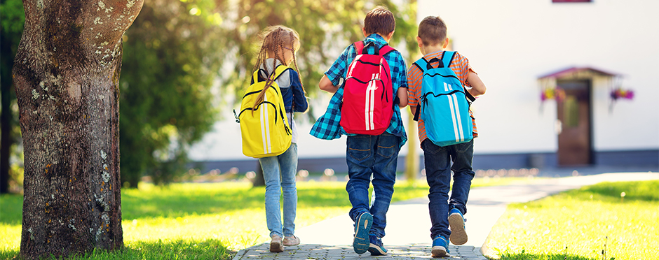 backpack and back pain safety back to school