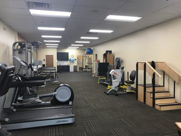 physical therapy in indianapolis IN w 86th st