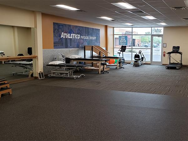 Physical Therapy in Tucson, AZ - Athletico Tucson (Miramonte)