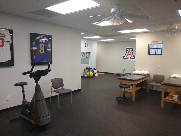 physical therapy tucson nw la cholla AZ