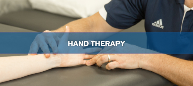 Hand Therapy Occupational Therapy
