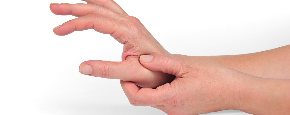 Why is my thumb sore?