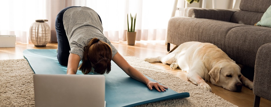 Workout at Home with these Household Items
