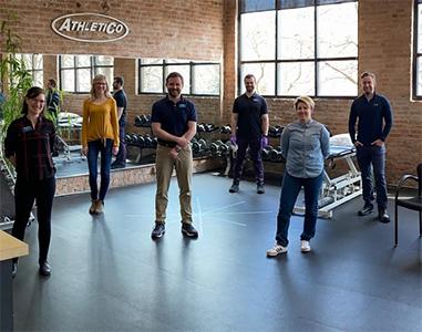 Athletico's Healthcare Heroes