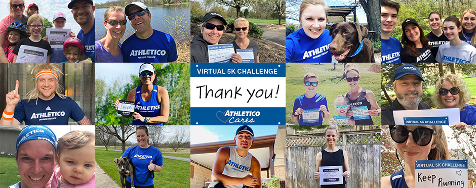 athletico virtual 5k challenge