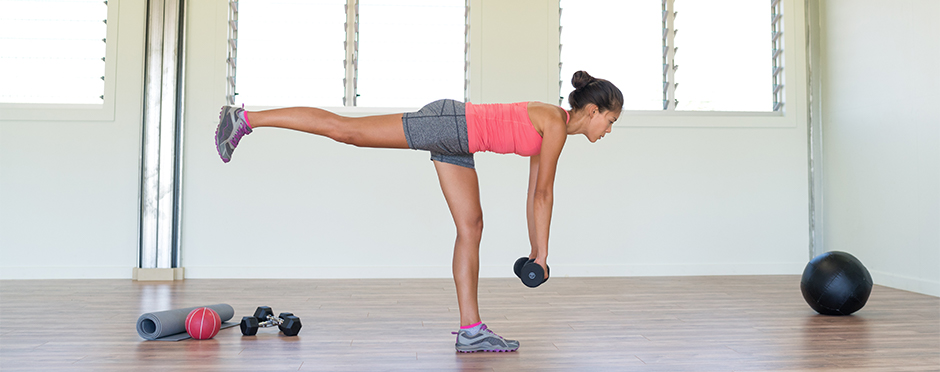 At-Home Lower Body Strengthening Exercises