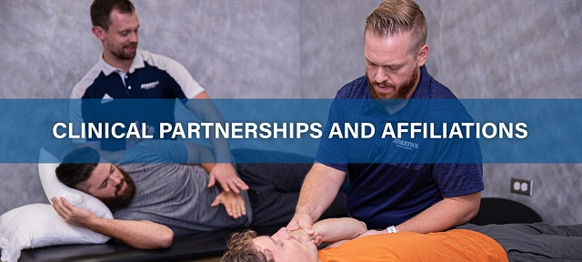 athletico clinical partnerships