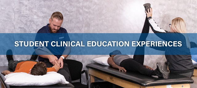 student clinical education experiences