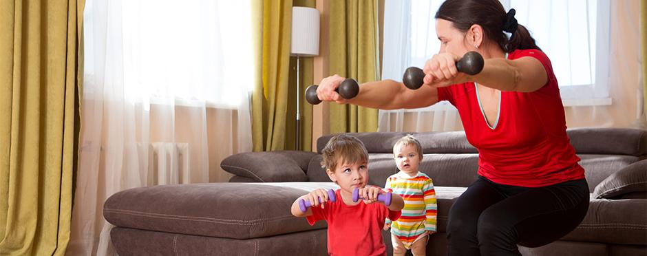 Returning to Exercise Postpartum