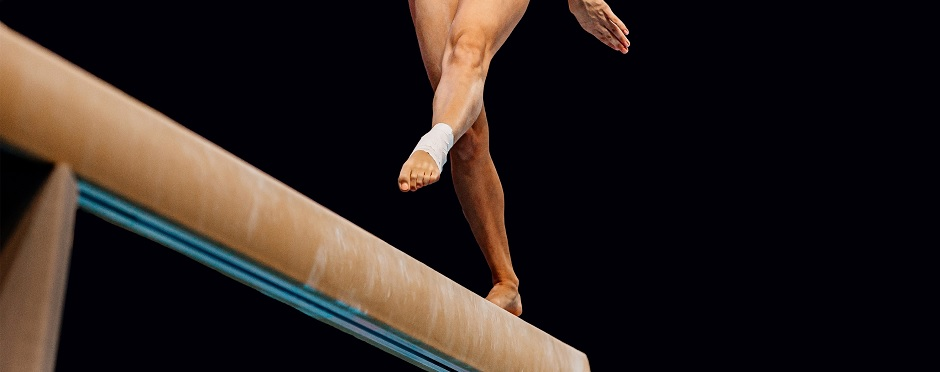 shin splints gymnasts