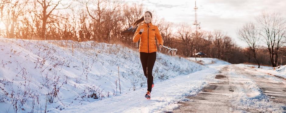 6 Outdoor Winter Running Tips