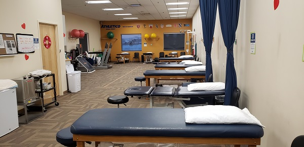 Physical therapy Athletico Center Northbrook