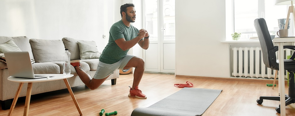 How to Achieve a Full Body Workout At Home