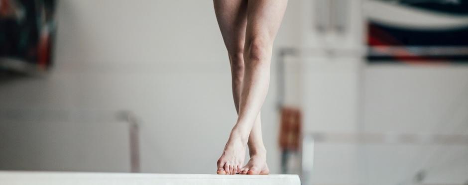 Knee Injuries Seen in Gymnasts