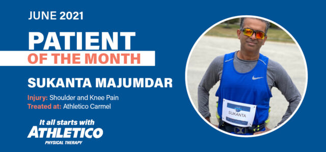 Athletico patient of the month May 2021