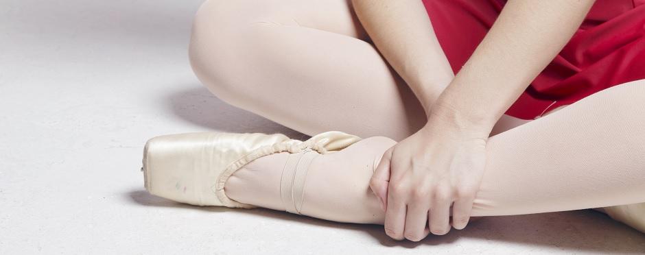 ankle injuries in dancers