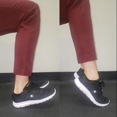 balance without big toe