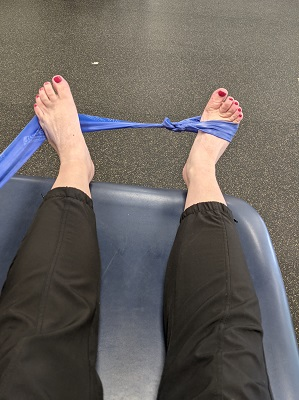4 Foot Strengthening Exercises for Gymnasts