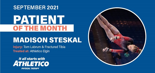 athletico patient story september 2021