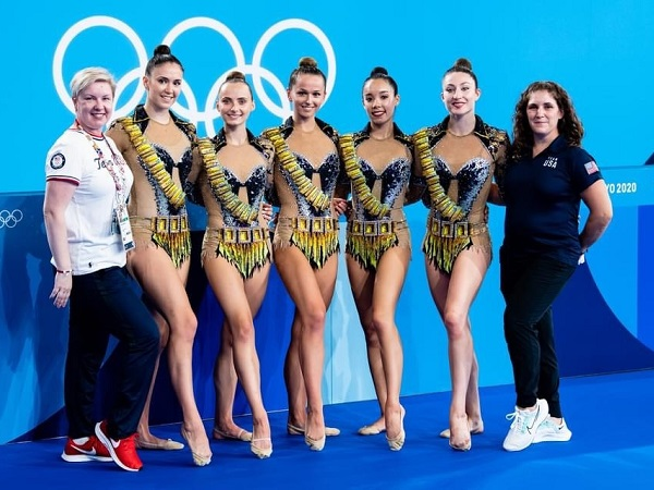 Athletico Goes to the Tokyo Olympics