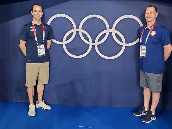Athletico Goes to The Olympics