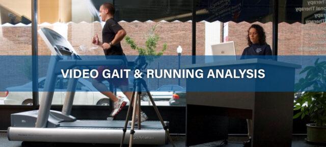 video gait and running analysis